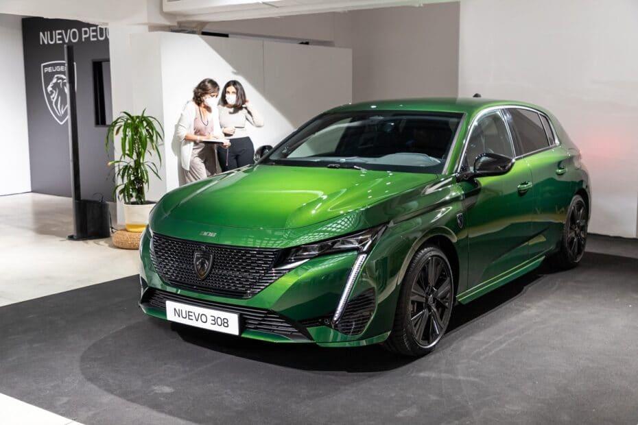 Así luce en directo el Peugeot 308 2021, el nuevo rostro de la marca ¿Te gusta?