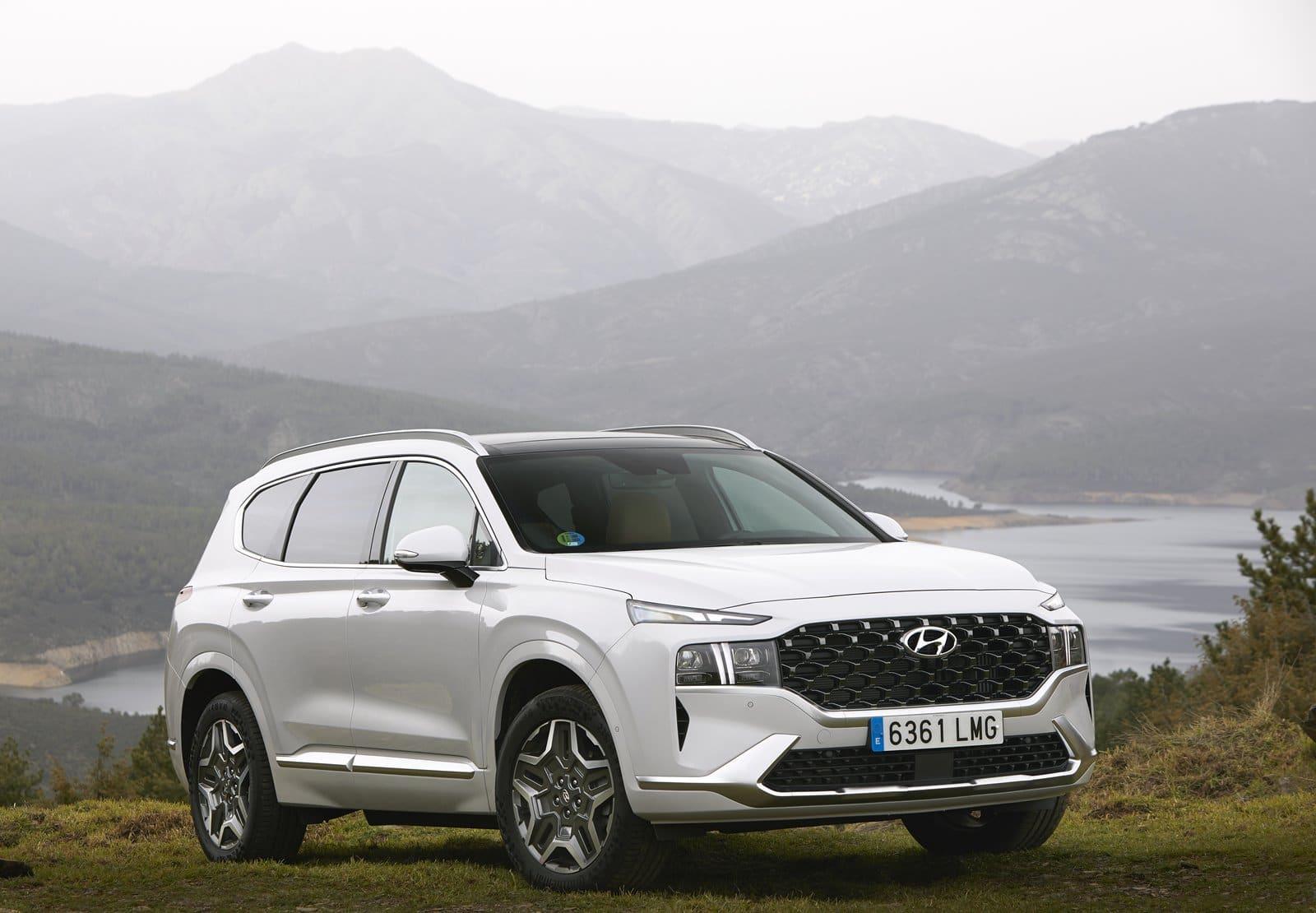 Primera prueba Hyundai Santa Fe
