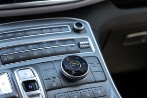 Modos de conducción Hyundai Santa Fe