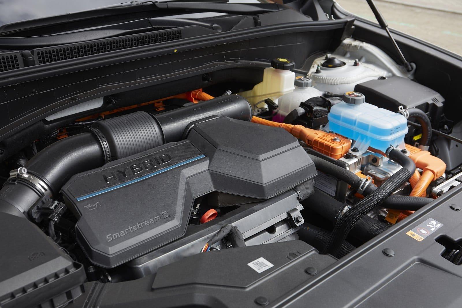 Motor Hyundai Santa Fe