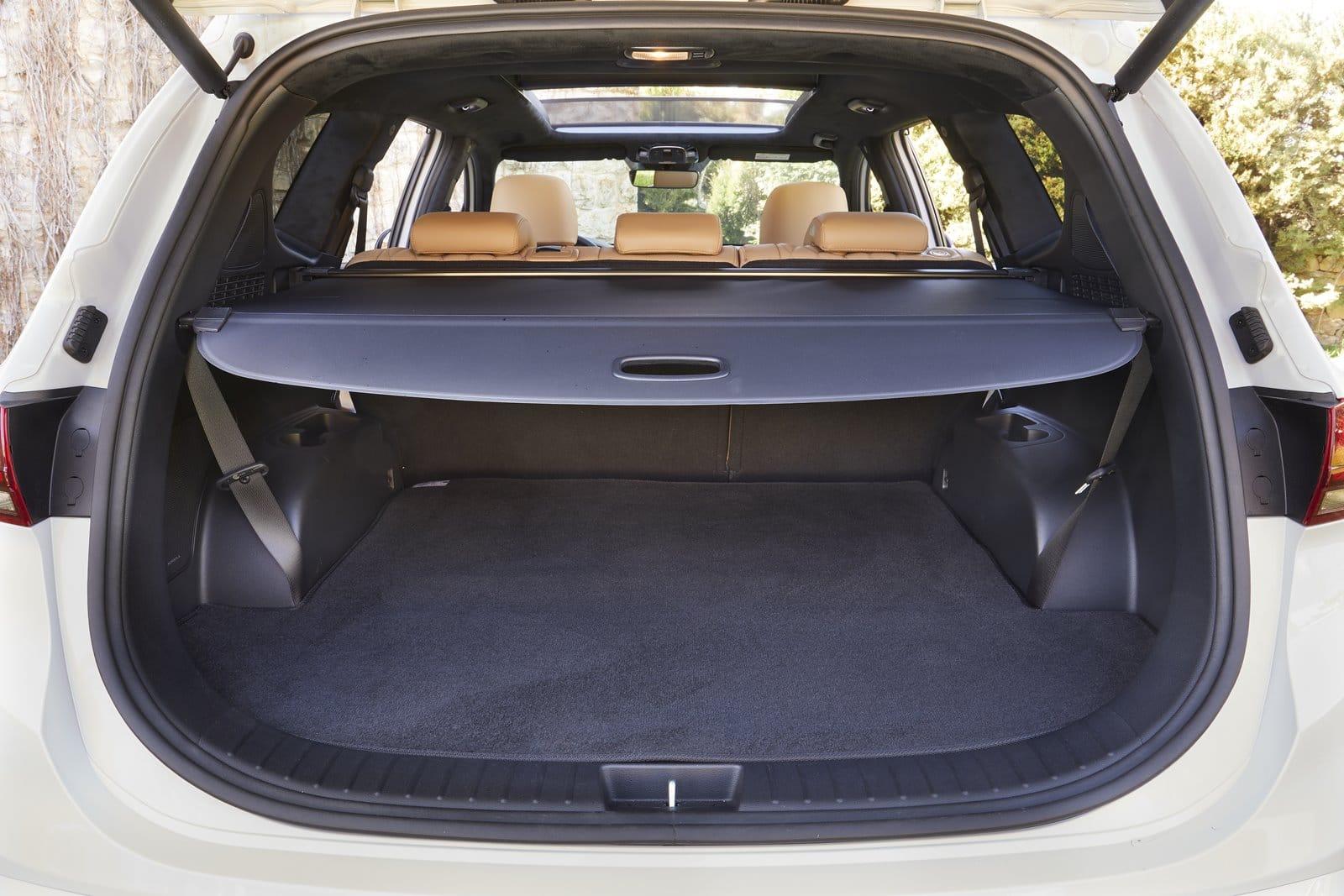 Maletero Hyundai Santa Fe