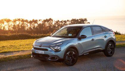 Prueba Citroën C4