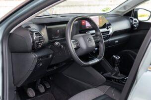 Habitáculo Citroën C4