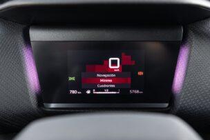 Modos instrumentación Citroën C4