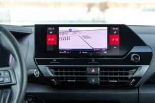 Infoentretenimiento Citroën C4