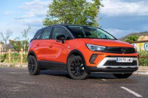 Prueba Opel Crossland GS Line 1.5 Diésel 110 CV: lo más atractivo no está a la vista