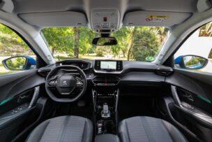 Interior Peugeot 2008