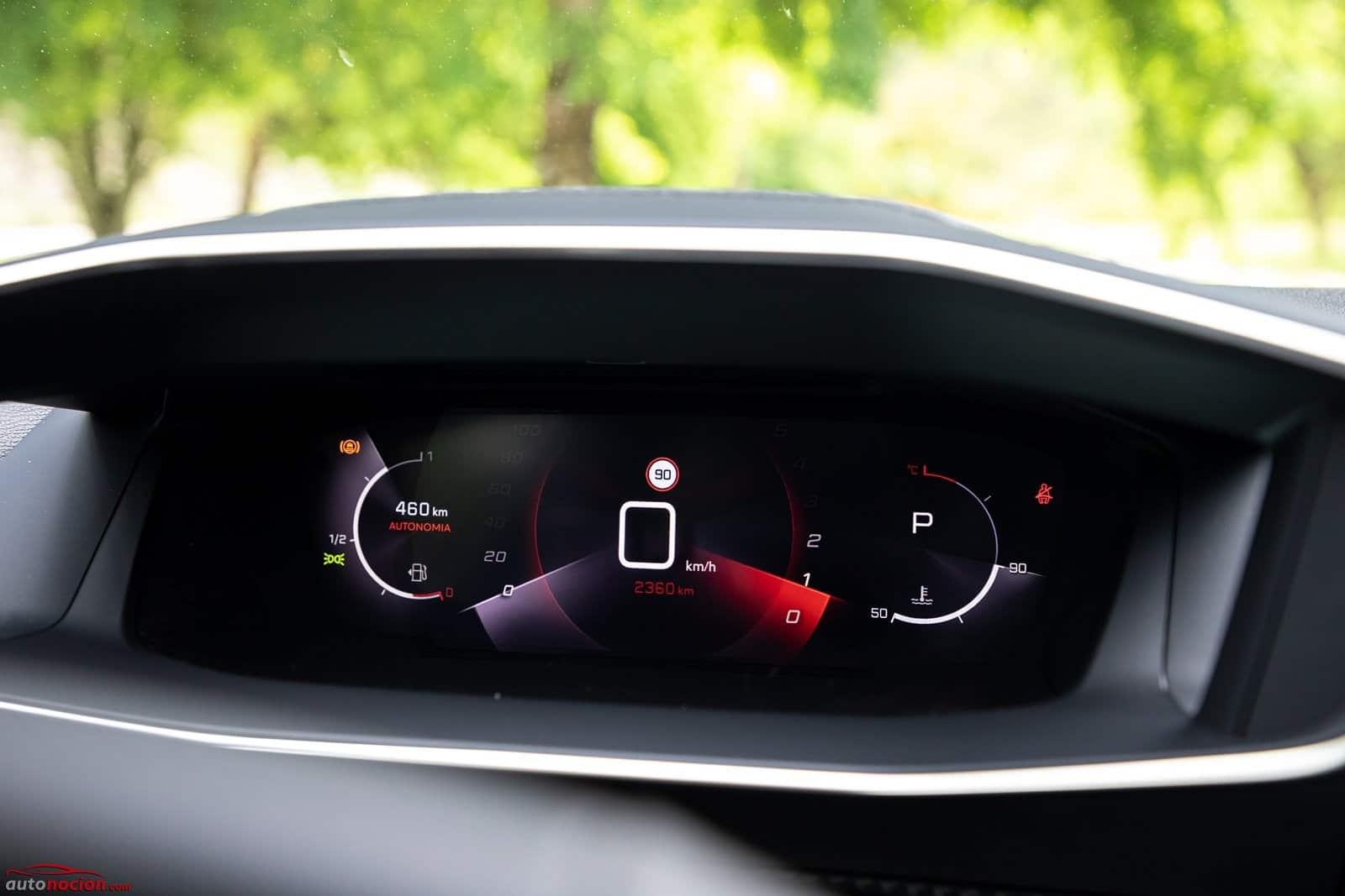 Cockpit Peugeot 2008