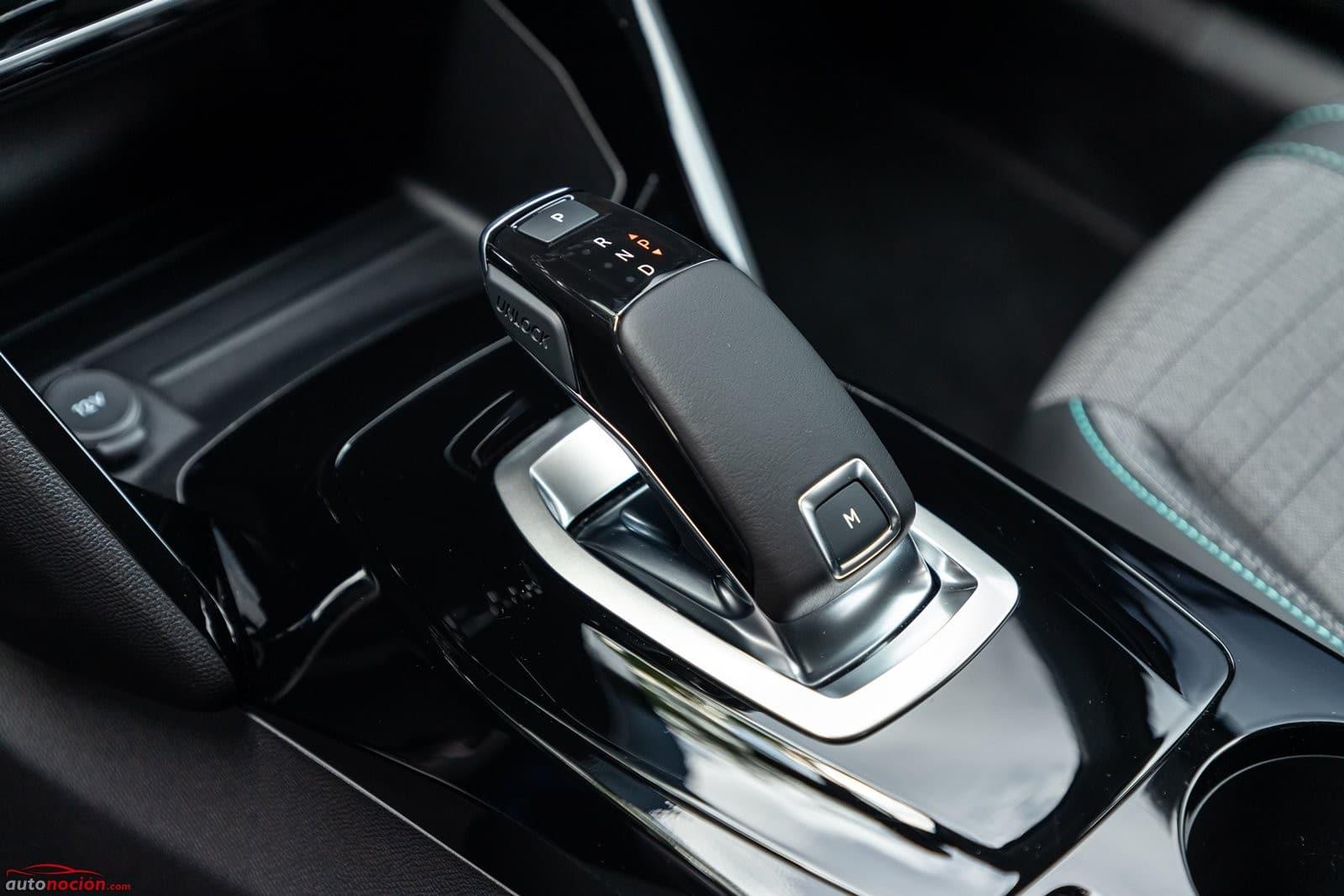 Palanca cambio Peugeot 2008