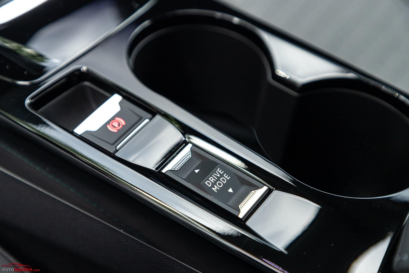 Consola Peugeot 2008