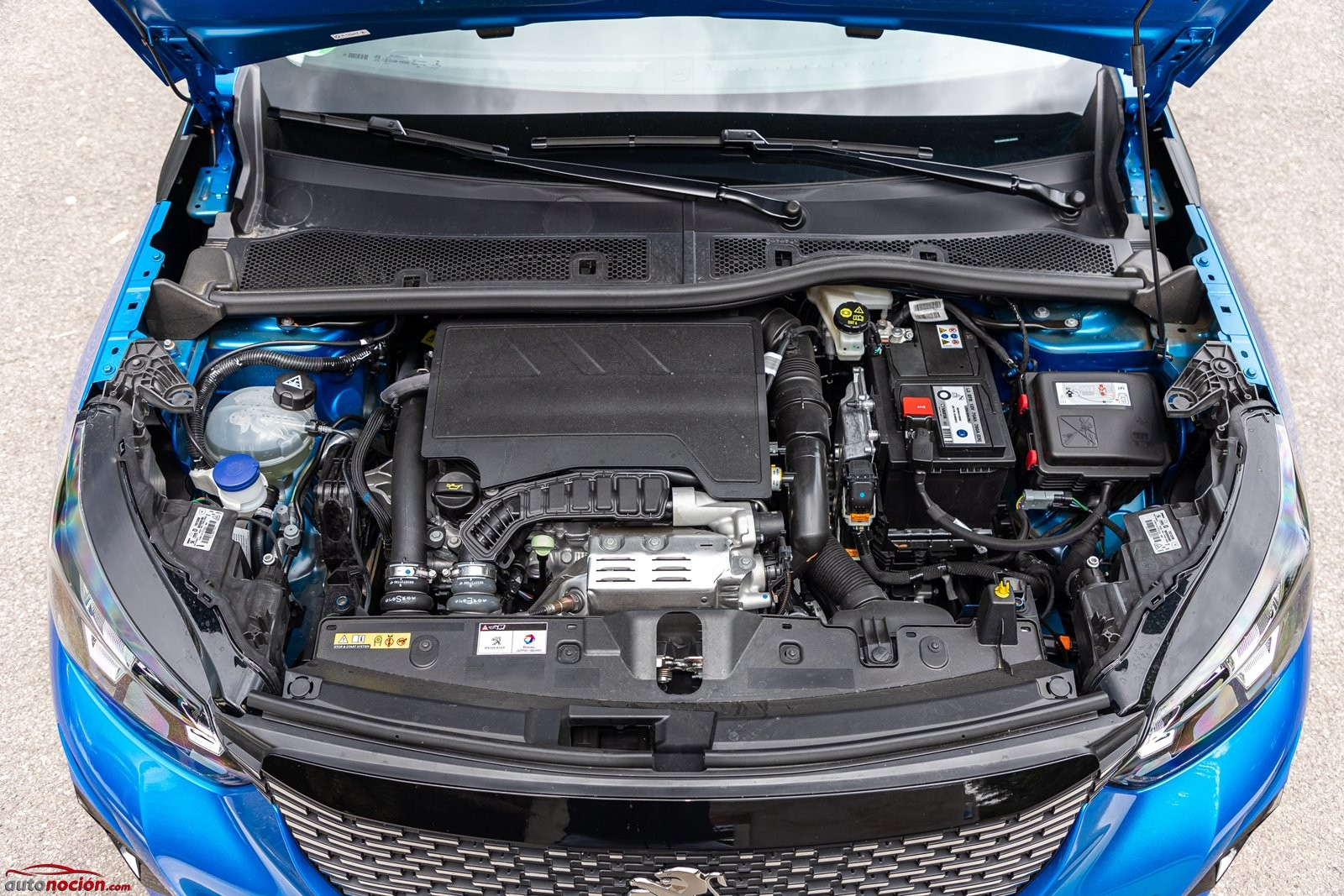 Motor Peugeot 2008