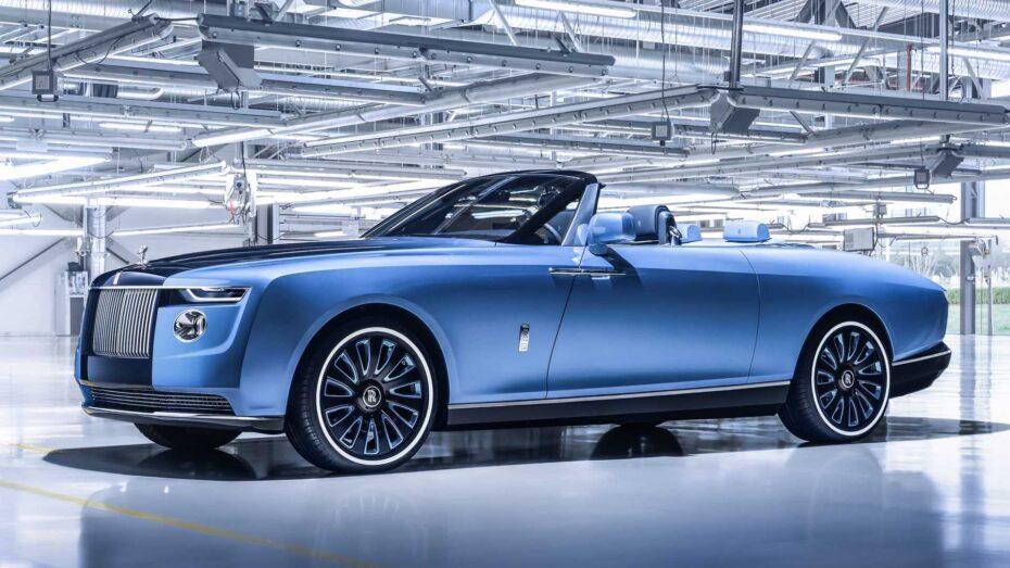 Este es el coche más caro del mundo a día de hoy, pero no de la historia