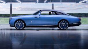 El Rolls-Royce Boat Tail es el coche más caro del mundo