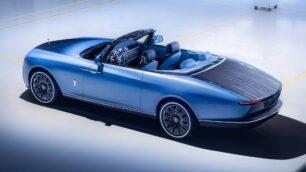 El Rolls-Royce Boat Tail es puro lujo