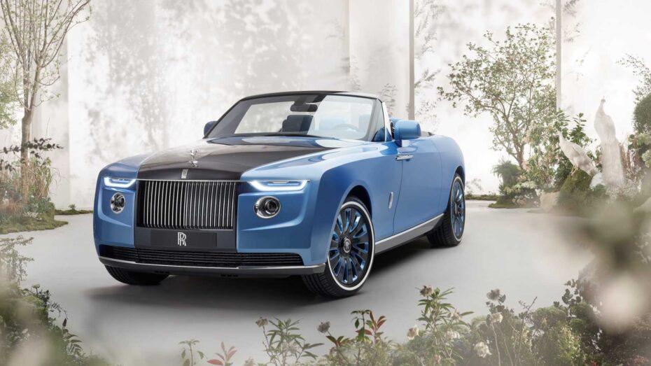 Rolls-Royce Boat Tail: inspiración náutica para un coche de más de 20 millones de euros