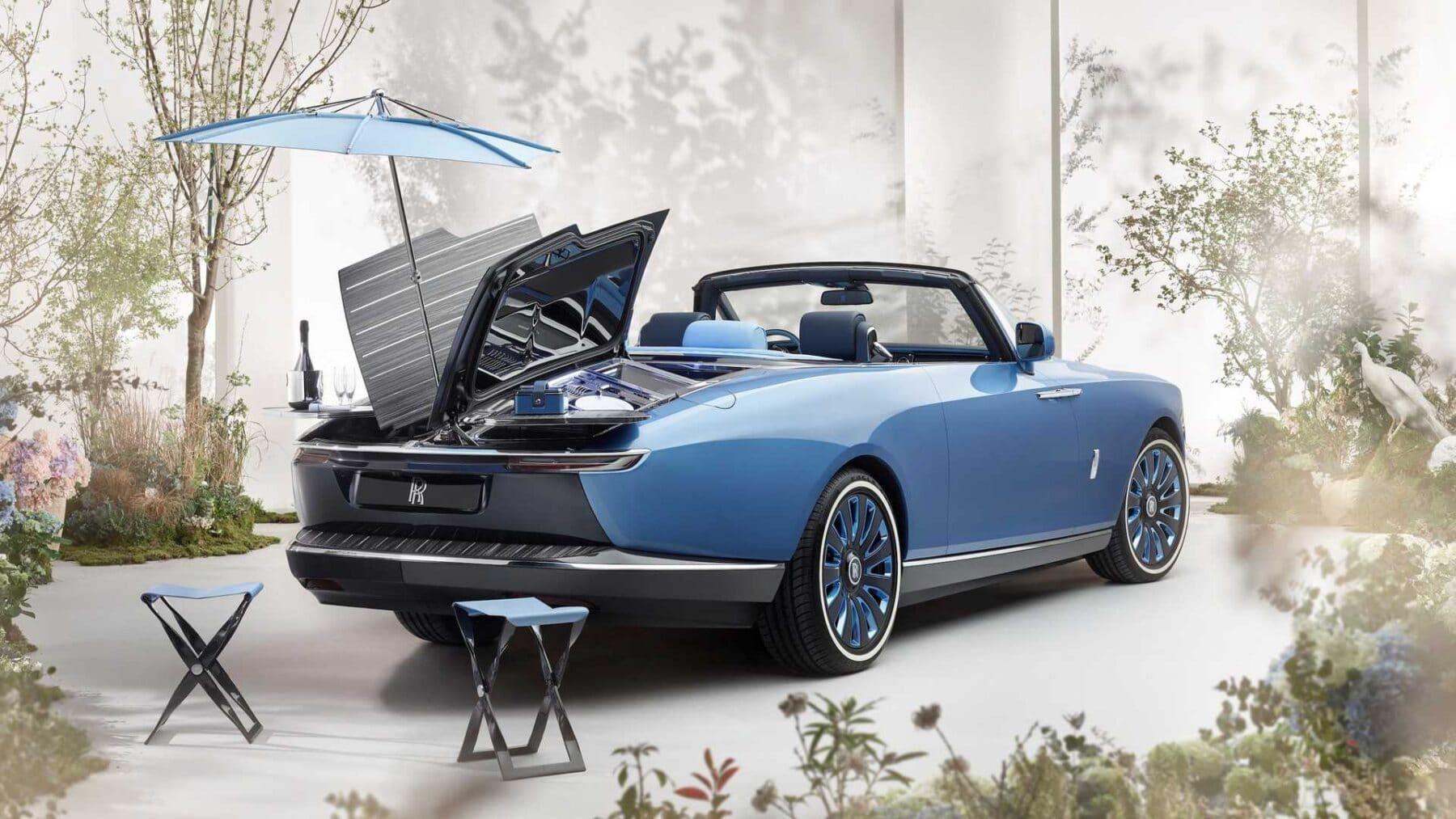 El coche más caro del mundo tiene un precio de 28 millones de dólares