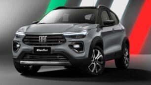 Fiat te deja ponerle el nombre a su próximo SUV ¿Te apuntas?