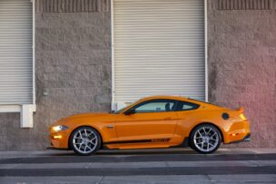 Shelby GT Mustang