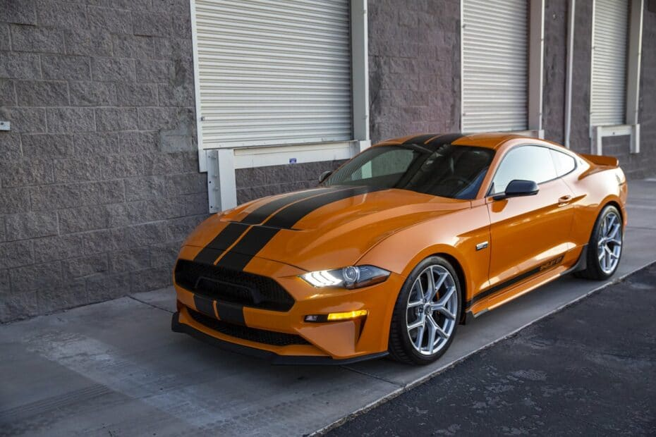 Shelby GT Mustang 2021: la puesta a punto de la casa con hasta 700 CV