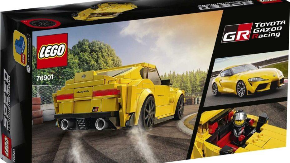 Lego Speed Champions nos presenta sus novedades: hay alguna interesante…