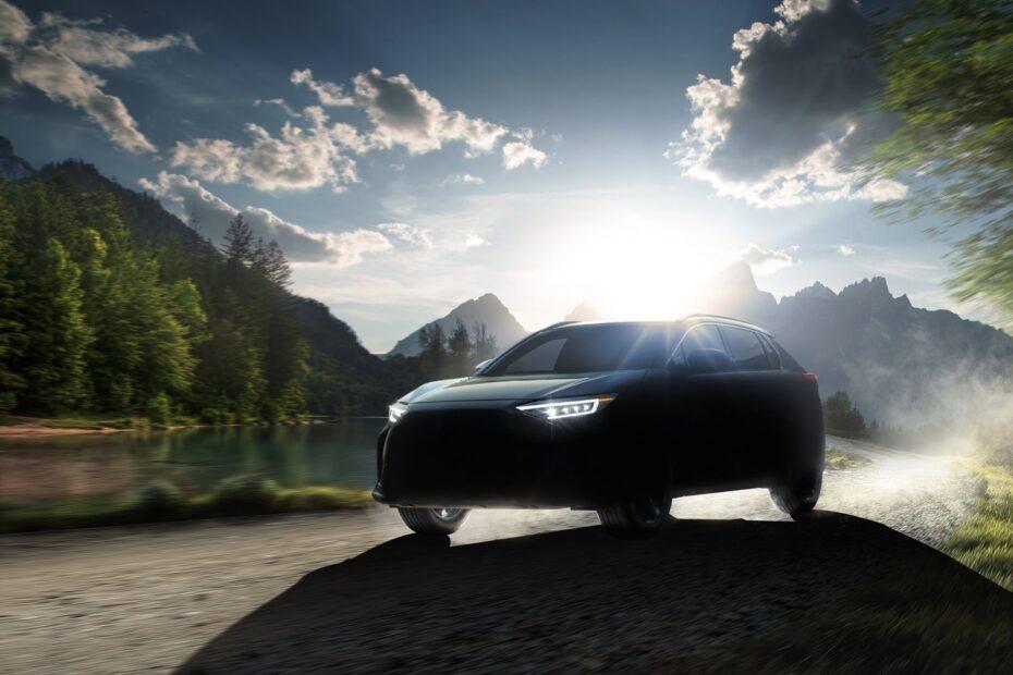 Subaru Solterra: el SUV eléctrico nipón ya tiene nombre y llegará el próximo año