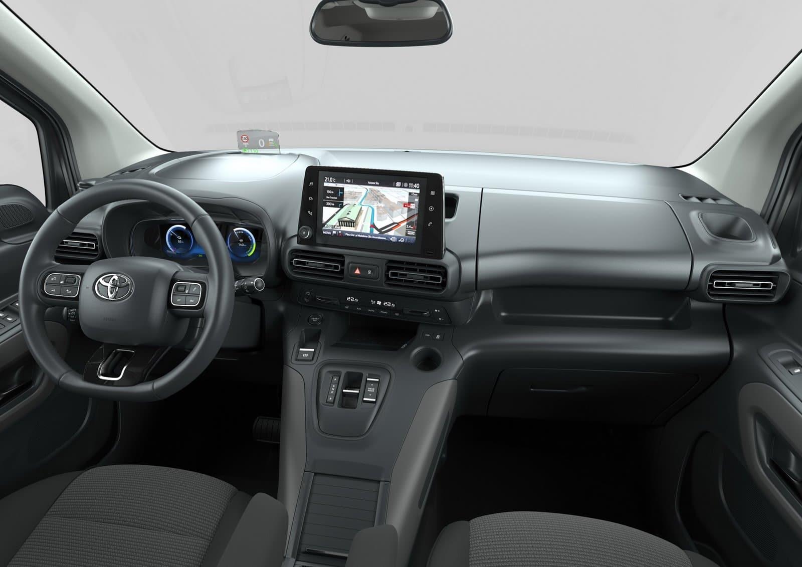 Toyota Proace City Eléctrica 2022
