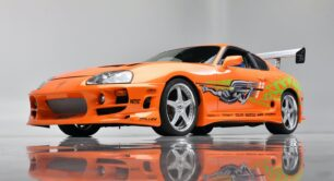 Cifra de venta récord para el mítico Toyota Supra de 'Fast & Furious'