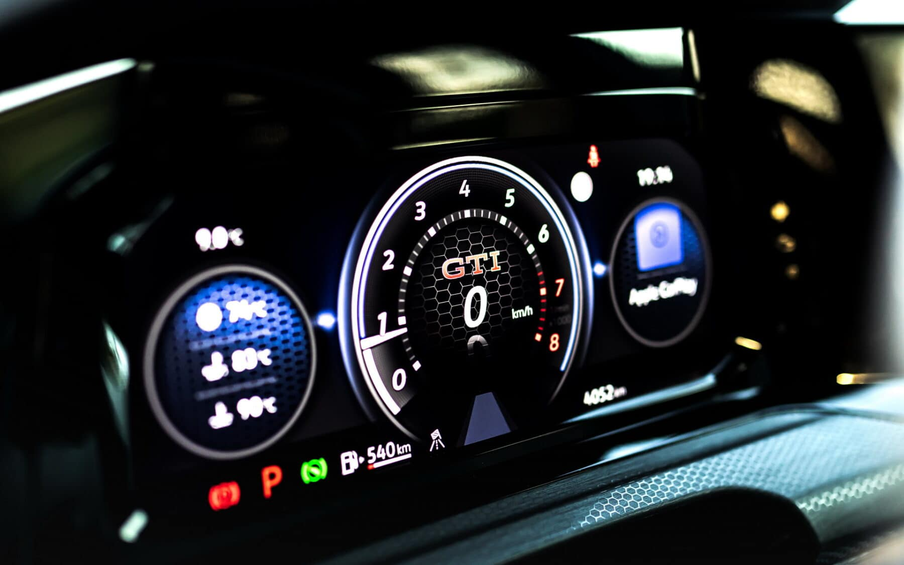 Potencia Volkswagen Golf GTI de Manhart