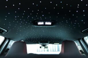 Interior Volkswagen Golf GTI de Manhart