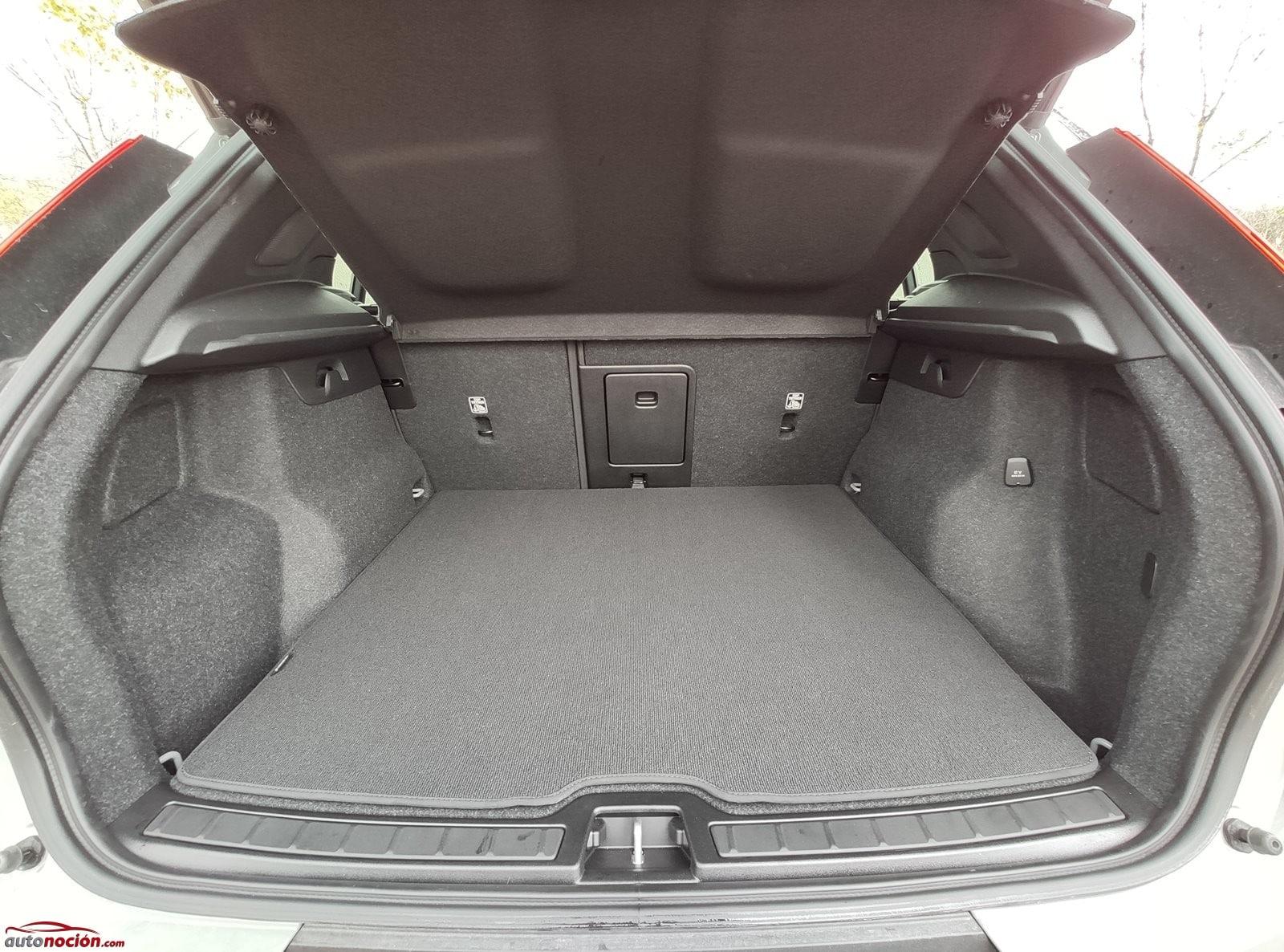 Maletero Volvo XC40 Recharge