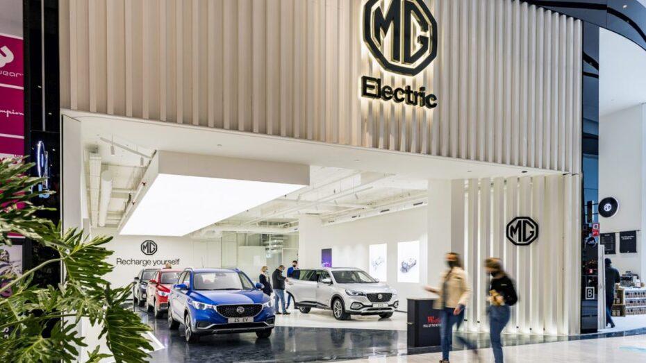 MG España abre nuevos concesionarios: Consulta aquí las ciudades