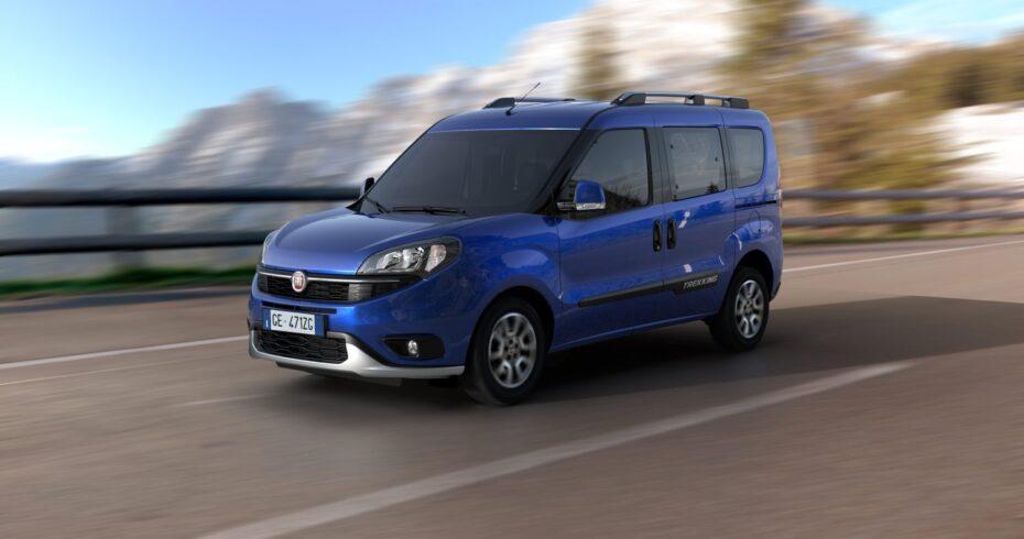 Nueva gama Fiat Dobló 2022