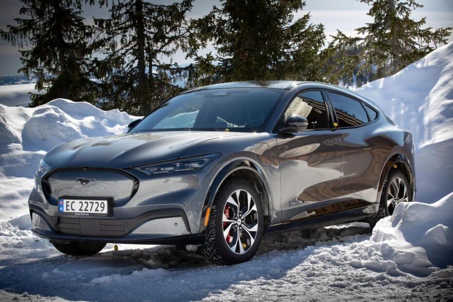 El Ford Mustang Mach-e causa «furor» en Noruega: Ya lidera el mercado