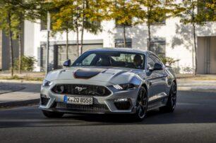 Llega a España el Ford Mustang Mach 1: Aquí los precios