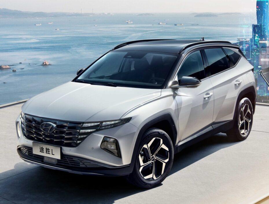 El Hyundai Tucson largo llegará a Europa