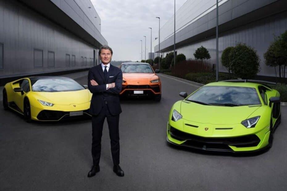 Estos son los planes de futuro de Lamborghini: modelos híbridos y un eléctrico