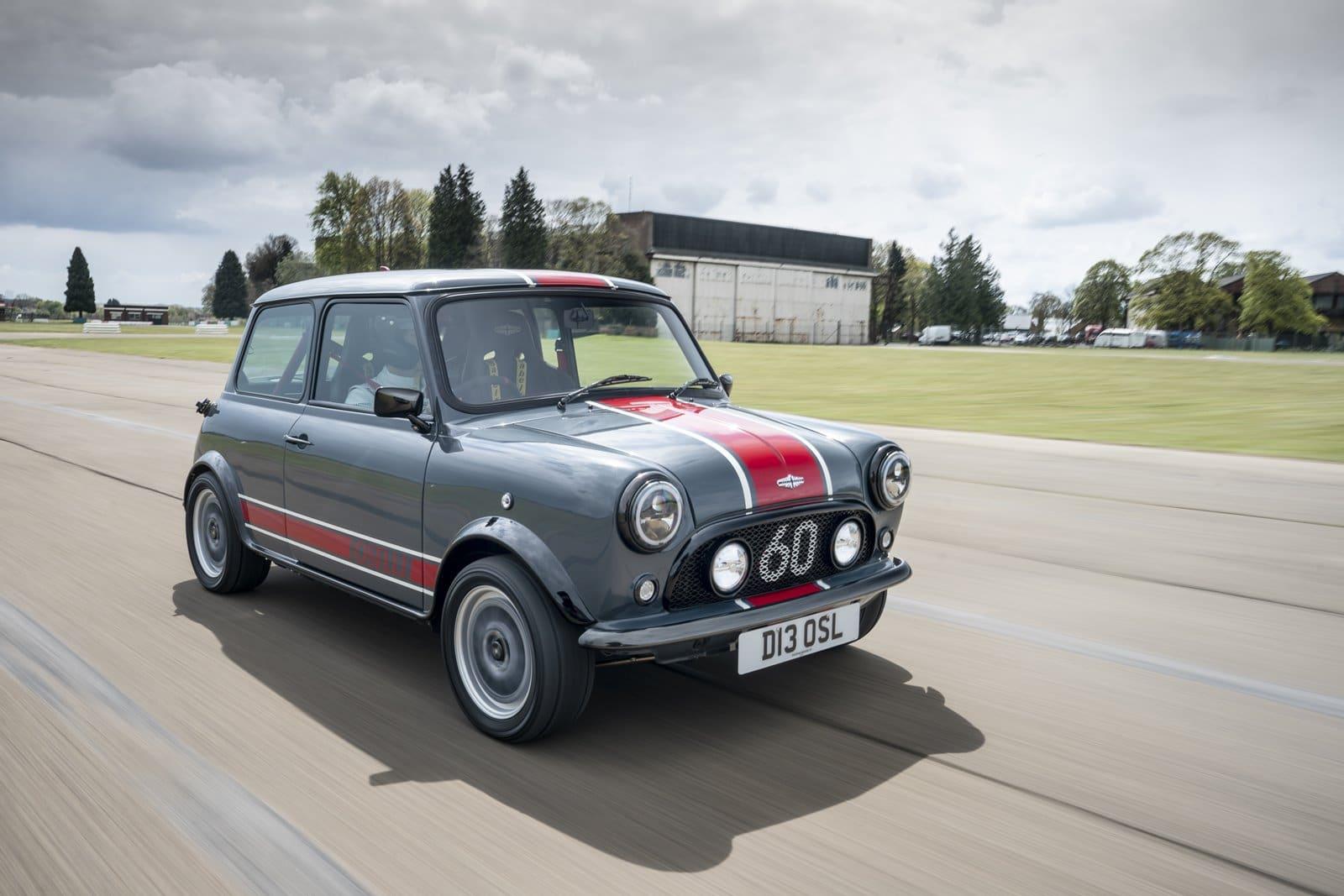 Mini Oselli Edition by David Brown Automotive