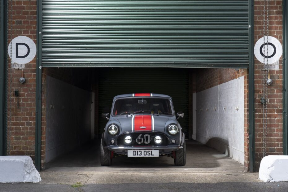 Mini Remastered: Oselli Edition by David Brown