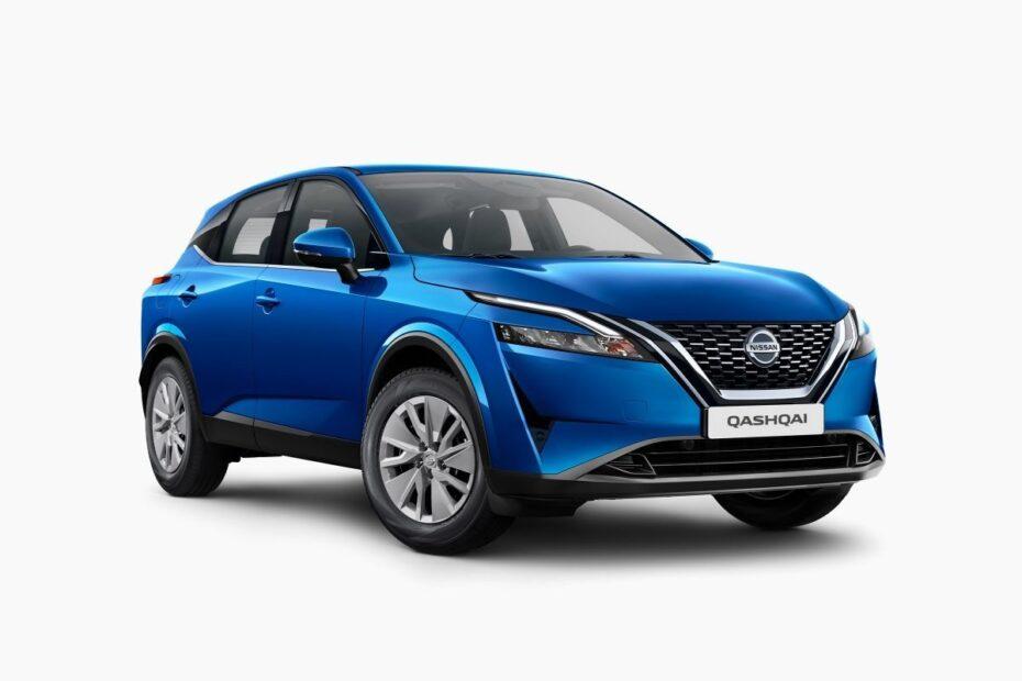 Así luce el Nissan Qashqai 2021 más barato