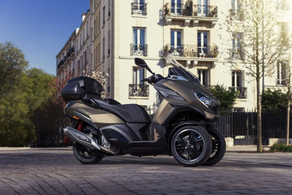 Nueva gama Peugeot Metropolis: Más interesante que nunca