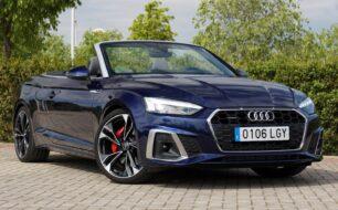 Prueba Audi A5 Cabrio 50 TDI V6 286 CV Quattro: Objeto de deseo