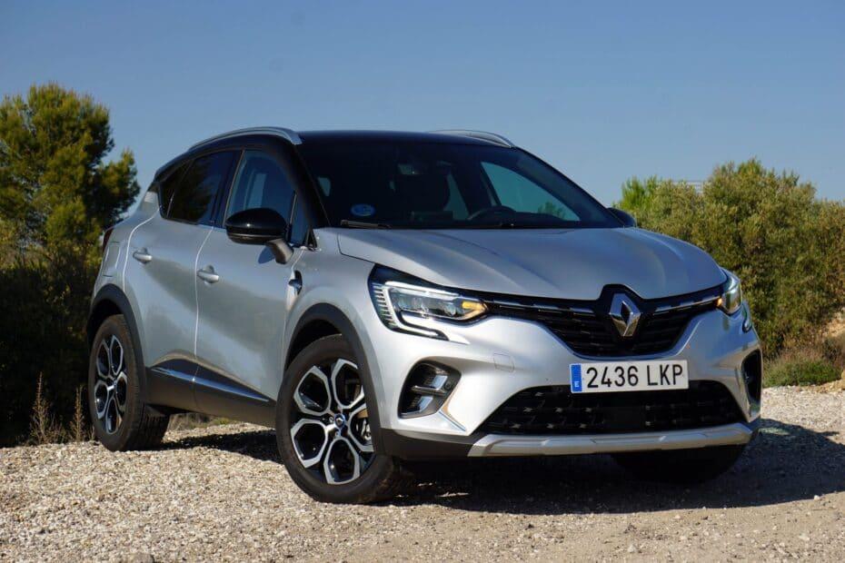 Prueba Renault Captur 1.6 E-Tech Plug-In 160 CV SL: Etiqueta CERO para el súper-ventas