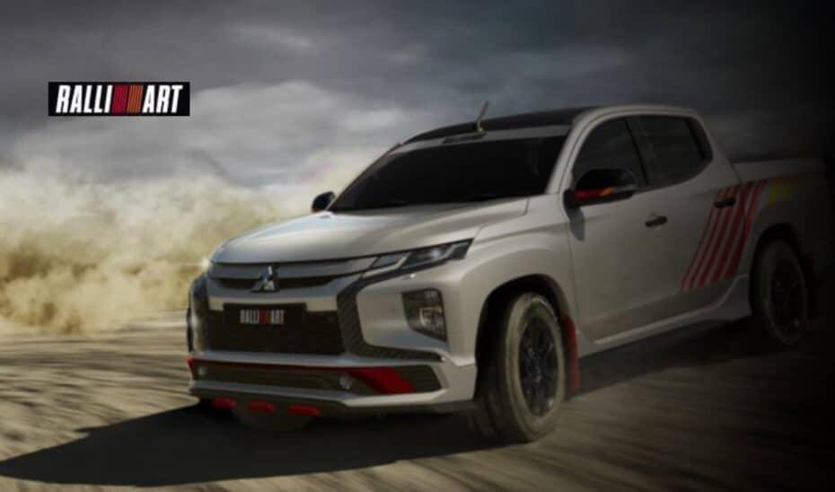 Mitsubishi revive Ralliart tras haberla guardado 11 años en el baúl de los recuerdos