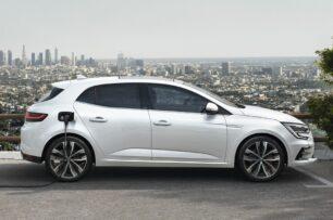 Llega el motor híbrido enchufable al Renault Mégane hatchback