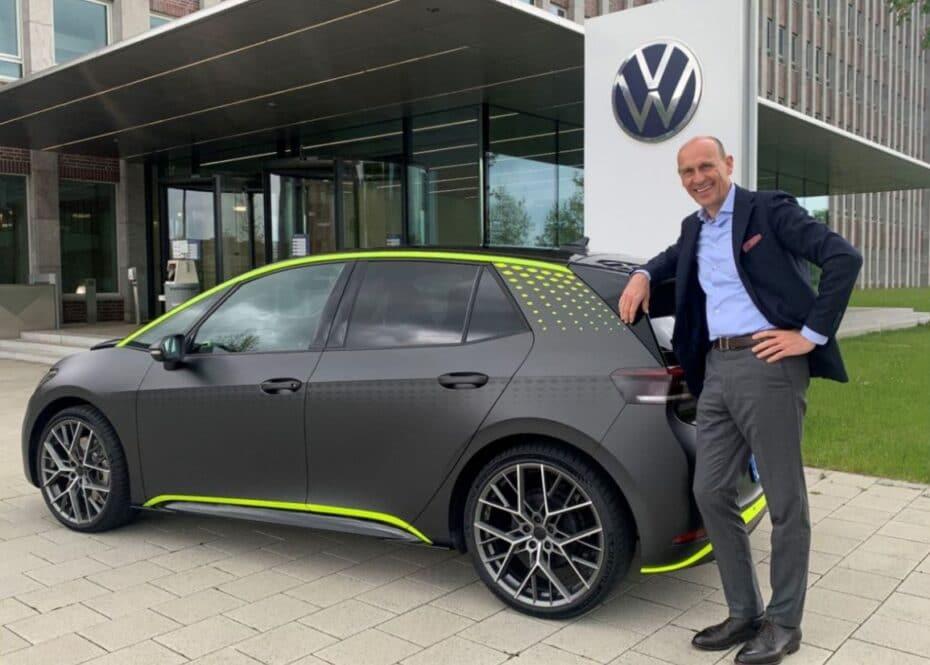 Volkswagen ID.X, un prototipo eléctrico de 329 CV: ¿El principio del fin de GTI y R?