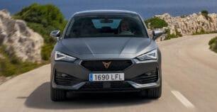 El Cupra León estrena motor con 190 CV: La opción de entrada