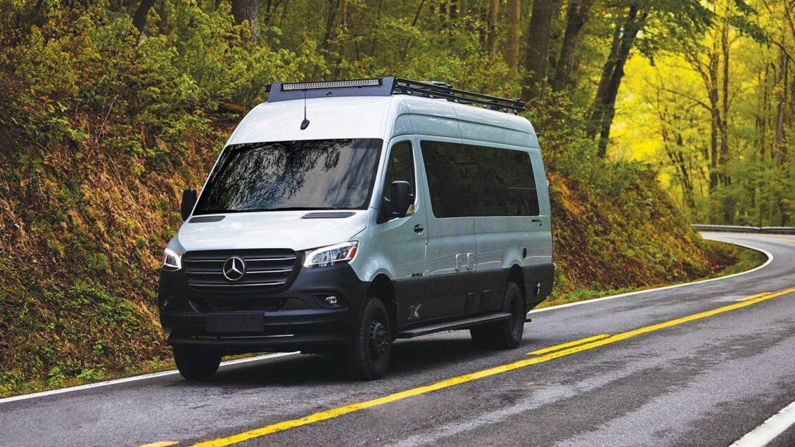 Airstream Interstate 24X: una autocaravana lista para la aventura