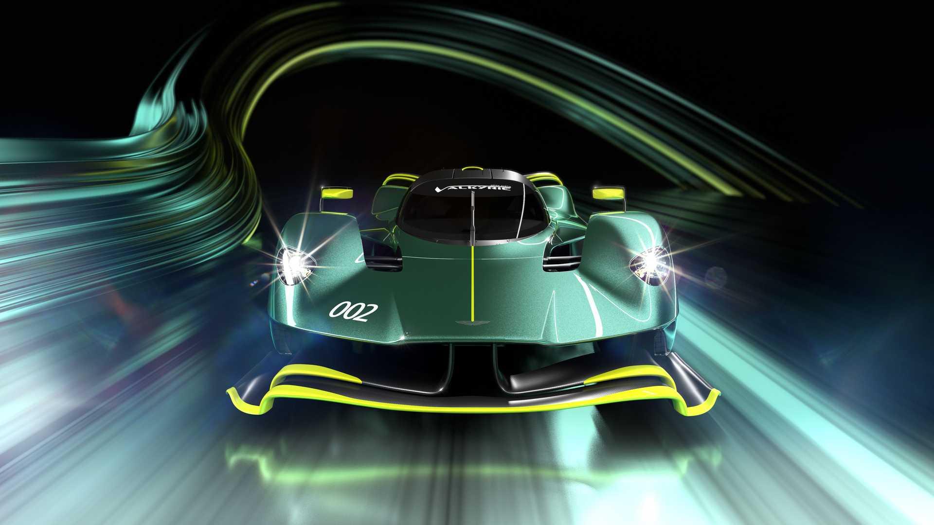 El Aston Martin Valkyrie AMR Pro llega este año