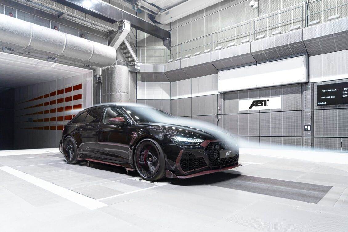 Johann Abt Signature Edition: este Audi RS 6 es una obra maestra con 800 CV