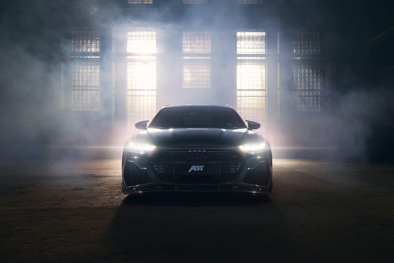 Audi RS6 de ABT